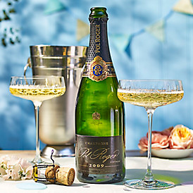 Fizz fit for royalty