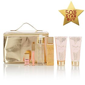 Dazzling Gift Set with bath and body treats