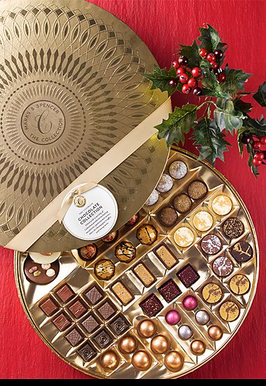 Ultimate Chocolate Collection Platter