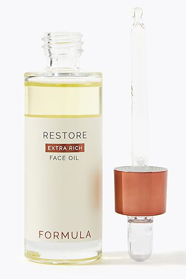 Formula Restore extra rich face oil