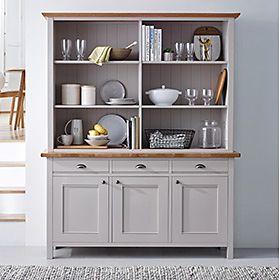 Grey display unit