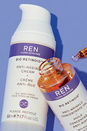 REN Anti-ageing collection