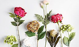 Discover our fake flowers