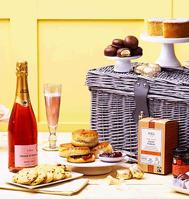 Make mum's day with a hamper