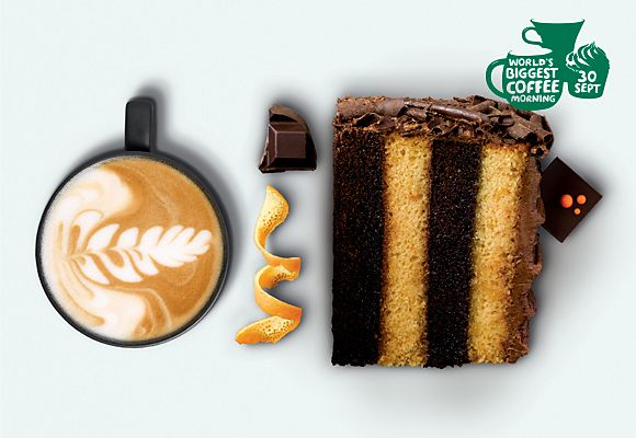 Macmillan Coffee Morning, 30 September