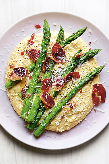 Recipes with asparagus