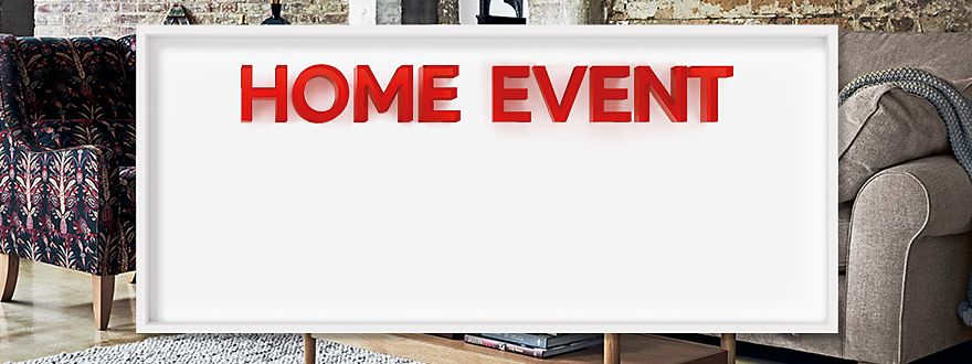 Home event offer