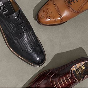 Men's smart shoes