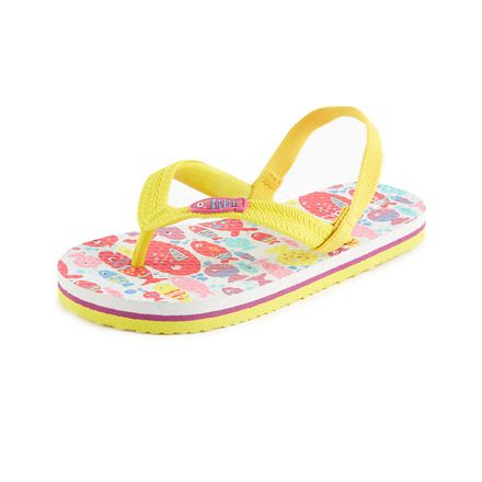 Colourful sandal