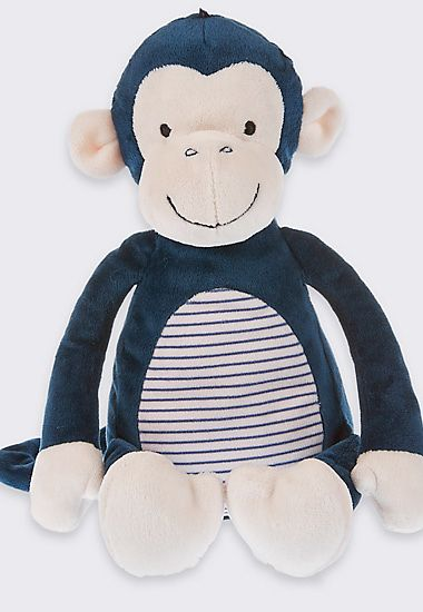 Noisy monkey toy
