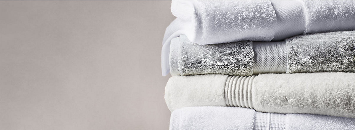Assorted towels