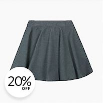 M&S school skirts