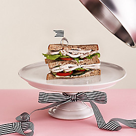 A sandwich fit for a proposal