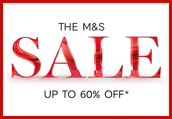 Save up to 60% in the sale