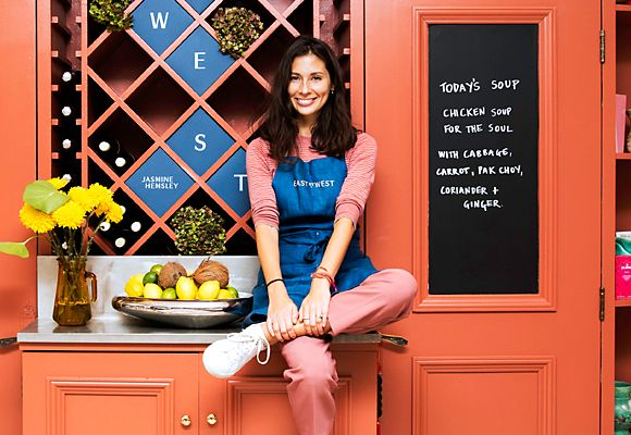 Jasmine Hemsley on ayurvedic eating