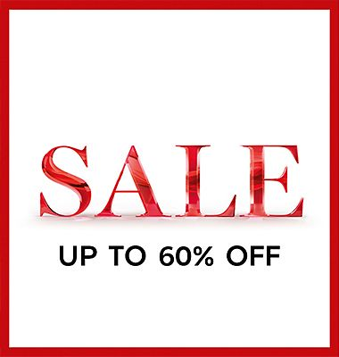 Further reductions: up to 60% off