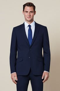Big and tall men's suit
