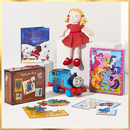 3 for 2 Toys & Books