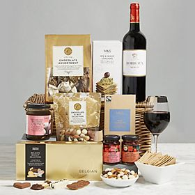 Hampers food wine gifts flowers gifts ms hampers and food gifts negle Gallery