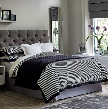 furniture bed images. Bedroom With A Divan Bed And Striped Bedding Fabulous Furniture Offers Images