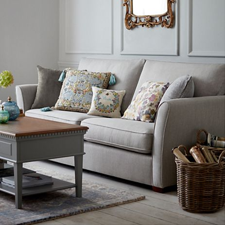 Grey two seater sofa. Trends   Home   Furniture   M S