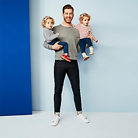 Dad-proof denim