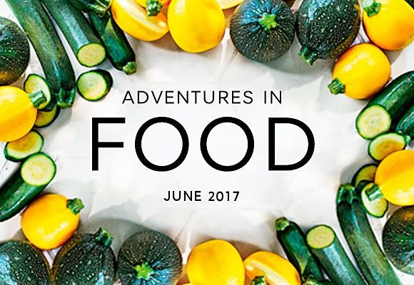 Celebrate the best seasonal ingredients for June