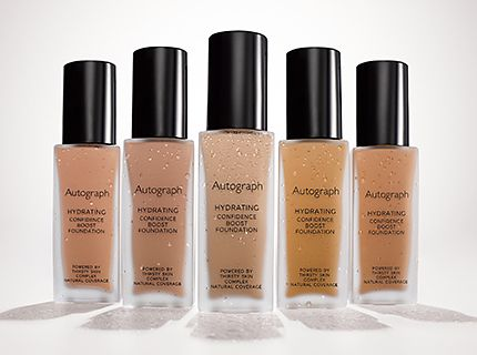 Autograph Hydration Confidence Boost Foundation
