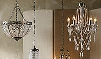 Ceiling lights and chandeliers