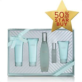 Aqua Fragrance Coffret