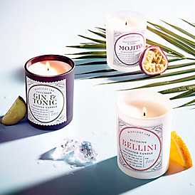 Candles for cocktail lovers
