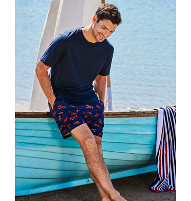 Men's holiday clothes