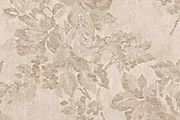 Dioma Floral, natural – 50% polyester, 34% acrylic, 16% cotton