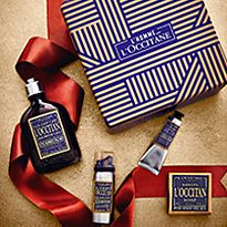 Men's grooming gift set