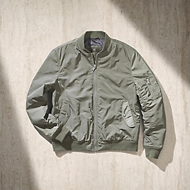 The high-flying jacket