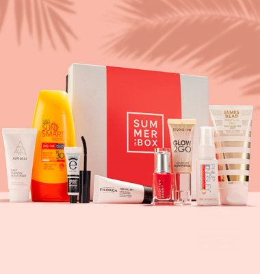 Summer beauty box, just £10
