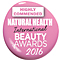 Natural Health Beauty Awards 2016