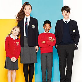 Shop personalised uniform