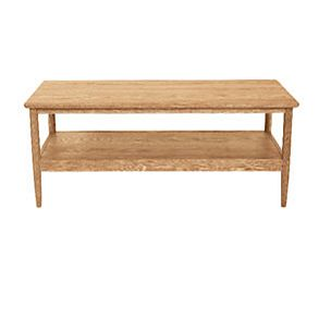 An M&S coffee table