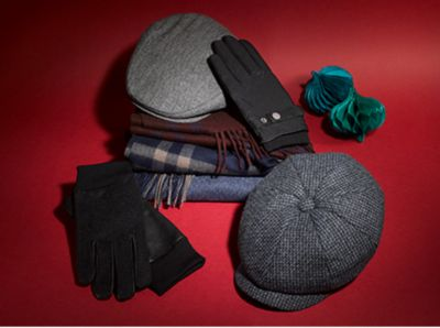Various mens accessories