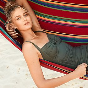 Summer's smartest beachwear