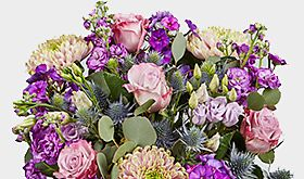 Shop the summer lilac bouquet