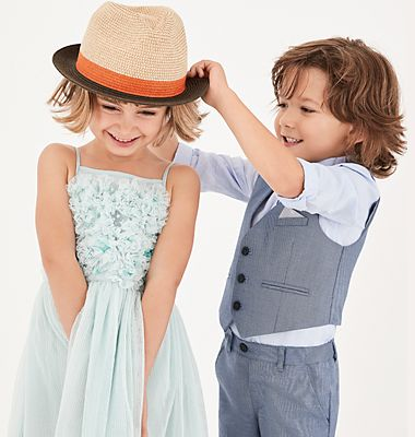 Cute Easter outfits for kids