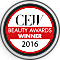 Cew beauty winner awards 2016