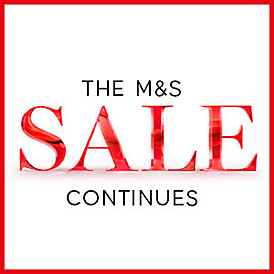 The sale continues in store