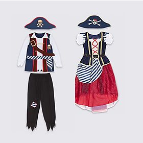 Pirate oufits for kids