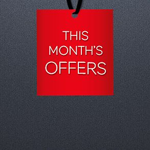 This month's offers