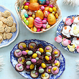 A feast of treats for Easter