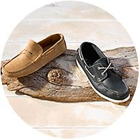 Men's boats shoes