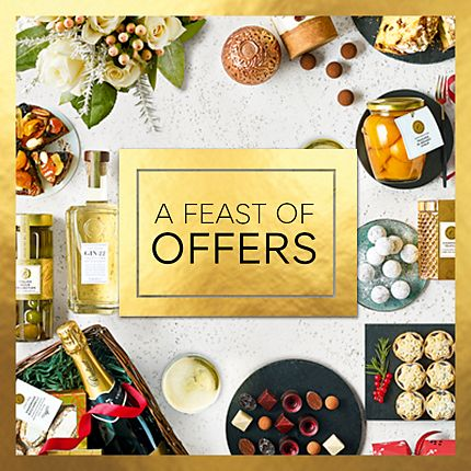 A feast of offers